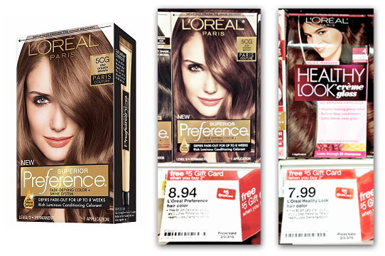 photograph regarding Loreal Printable Coupon titled Discount codes loreal hair colour printable / Progress motor vehicle areas