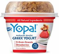 Free YoCrunch Yopa! Greek Yogurt at Safeway!