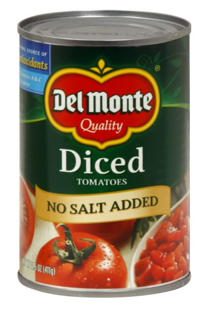 Del Monte Tomatoes, Only $0.13 at Kroger!