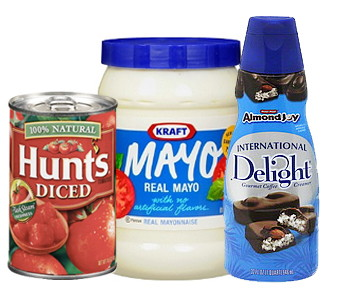 International Delight, Hunt's, Kraft Mayo and More: New Grocery Deals at Target