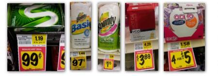 Bounty,VO5, Stride Gum and More: BI-LO Deals Through 2/26!