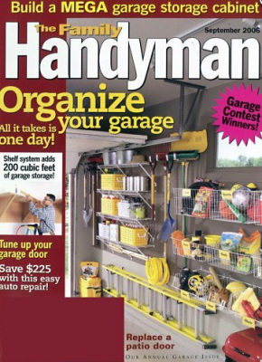 The Family Handyman Magazine, Only $5.99 per Year!