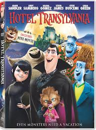 Hotel Transylvania DVD, Only $10.00 at Amazon and Target!