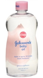 Johnson's Baby Oil, as Low as $0.99 at Target!