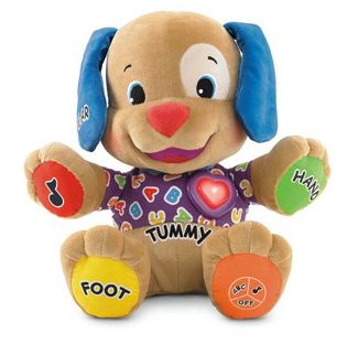 Fisher-Price Laugh & Learn Puppy, Only $4.43 at Target!