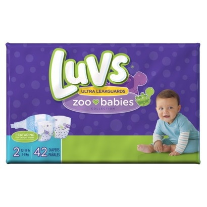 Luvs Diapers, Tide Pods and More: Target Clearance Finds