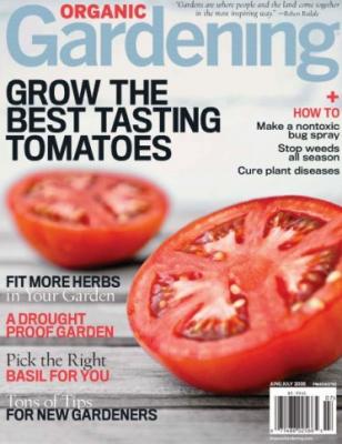 Organic Gardening Magazine, Only $4.99 per Year!