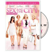 Sex & the City The Movie, DVD Only $2.83 at Amazon!
