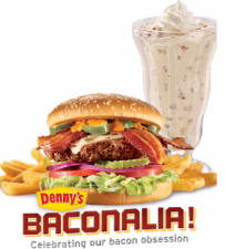 Bacon Denny's coupon