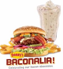 Bacon Denny's coupon