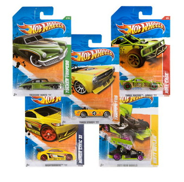 Hot Wheels Toy Cars, Only $0.80 at Dollar Tree!