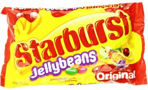 Starburst jelly beans only 063 at family dollar the krazy take the recent newspaper coupon from the 310 red plum insert and purchase some inexpensive starburst jelly beans at the family dollar easter is negle Images