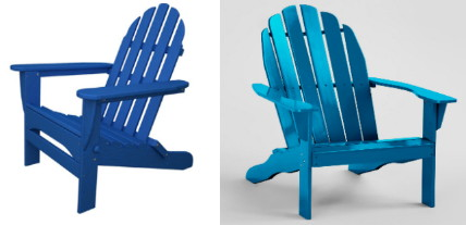 Adirondack Chairs Are A Classic Choice For Outdoor Lounging. These Polywood  Classic Vibrant Adirondack Chairs From Meijer Come In A Rainbow Of Colors  ...