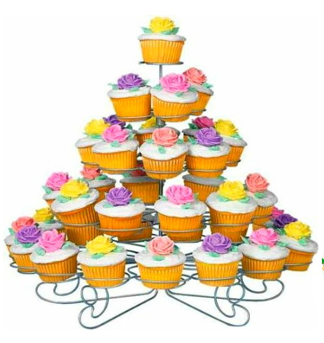 Tiered Cupcake Stand, as Low as $5.95 at Amazon!