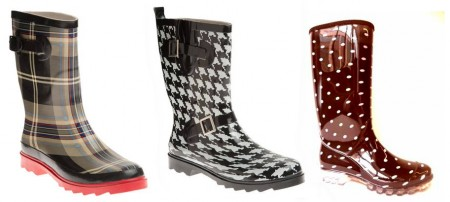 Women's Printed Rainboots, Under $20 Shipped at Tanga! - The ...