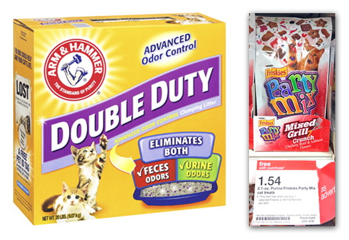 How to double coupon at target