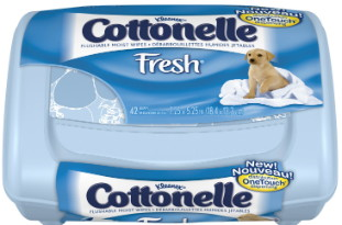 Cottonelle Wipes Catalina: Free Cottonelle Wipes at Walgreens!