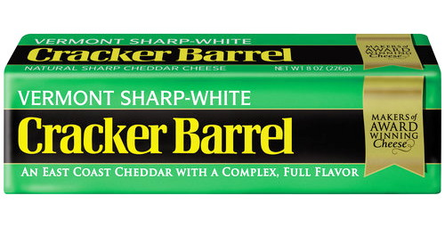 Cracker Barrel Coupon: Cheese, Only $1.29 at Target!