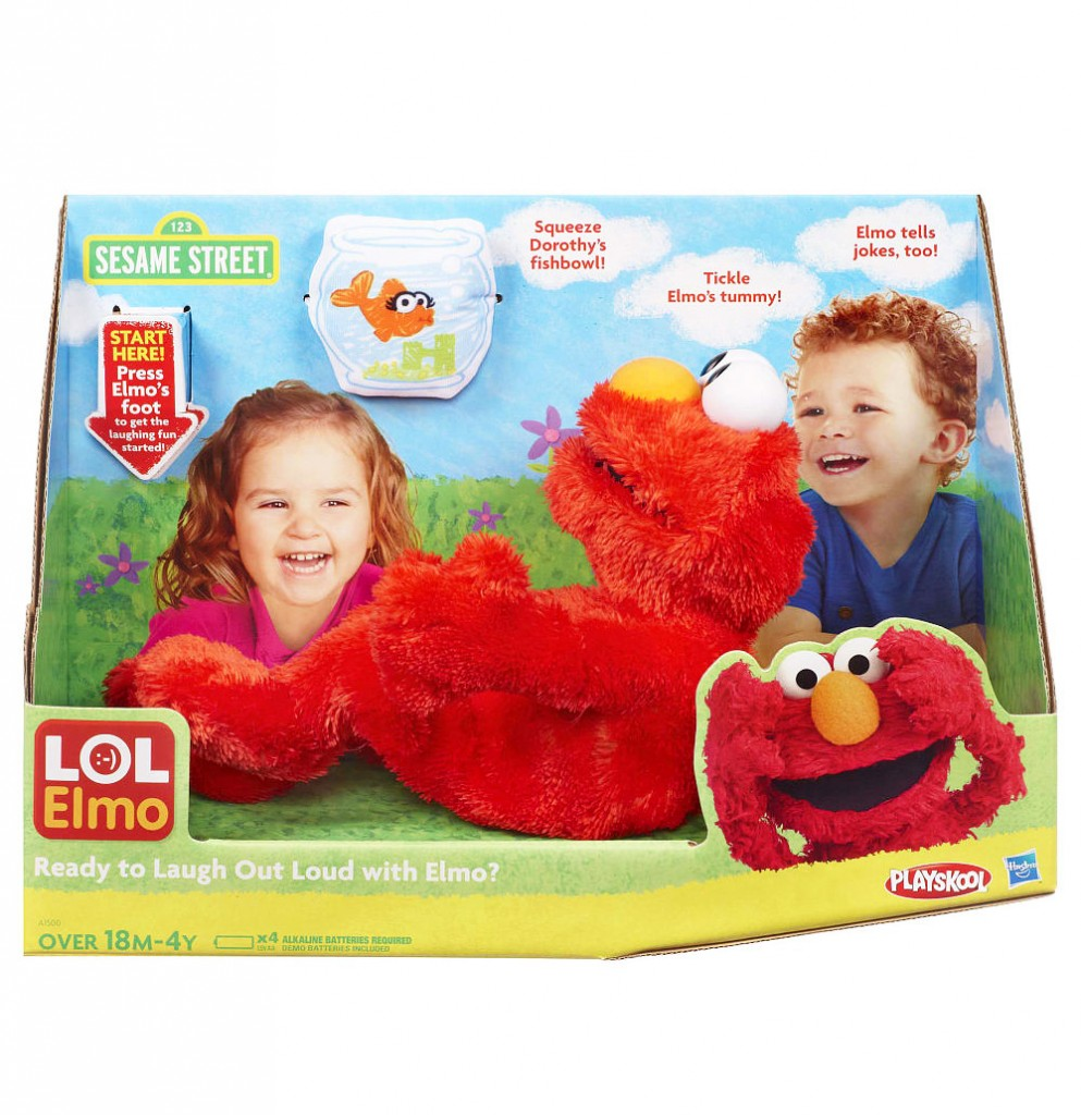 LOL Elmo, My Little Pony and More—New Toy Deals at Target!