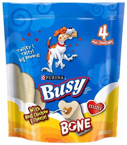 Purina Busy Dog Treats Coupon, Only $1.33 at Target!