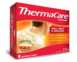 ThermaCare Heat Wraps, Only $1.32 at Target!