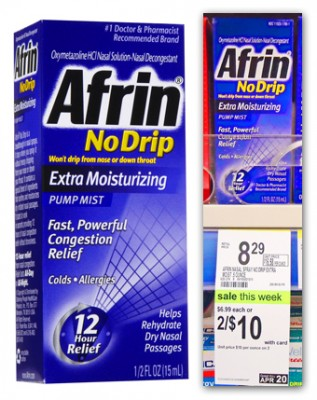 Afrin nasal spray pictures - sulzbacher center images