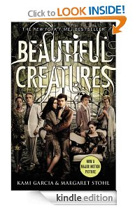 Beautiful Creatures Series Kindle Books---Save 60% at Amazon!