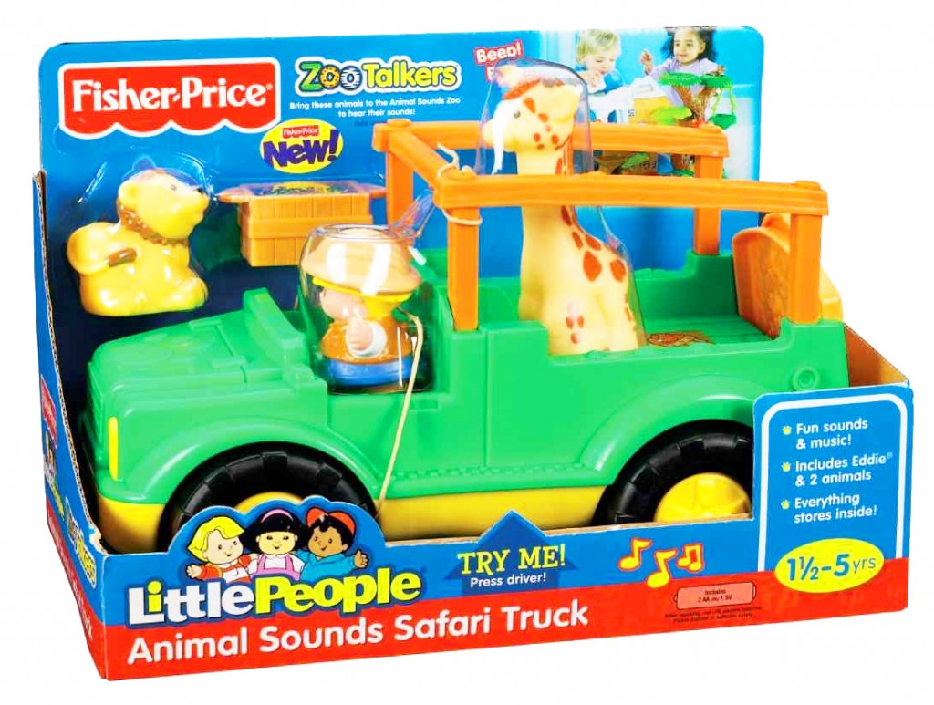 Target Clearance Deals: Save on Fisher-Price Safari Truck and Much More