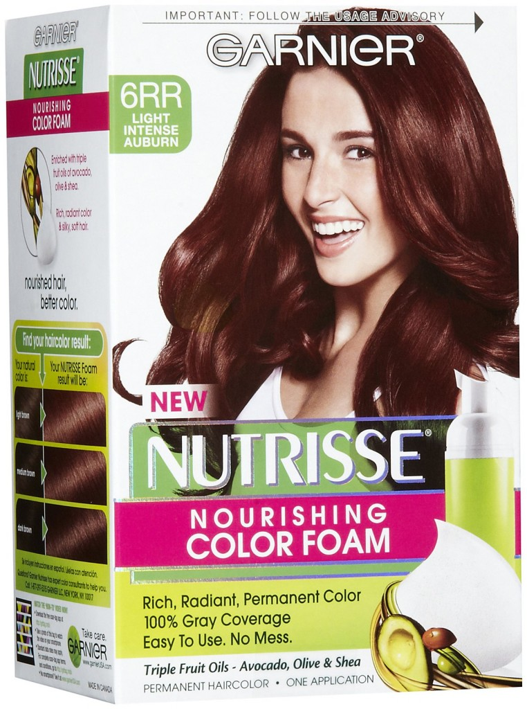 New Garnier Coupon: Nutrisse Color, Only $3.49 at Walgreens!