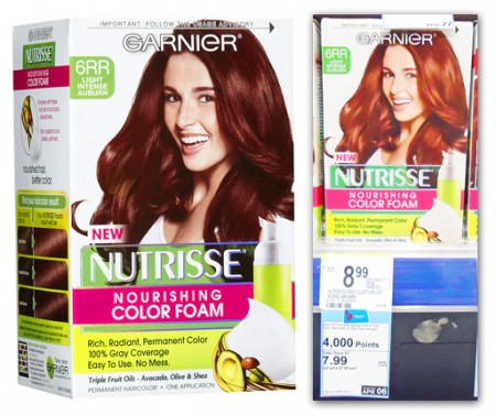 we - Colores Garnier