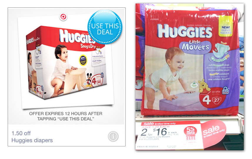 Huggies coupons jumbo pack diapers only at target the krazy coupon lady - Jumbo mobel discount ...