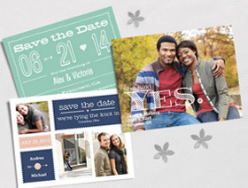 Get $75.00 Worth of Custom Wedding Stationery, Only $19.00 at LivingSocial!