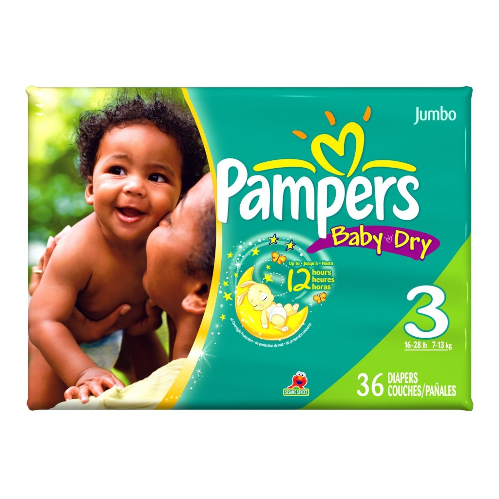 Pampers Diapers, as Low as $4.87 at Rite Aid!