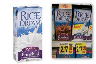 Rice Dream Milk Coupon, Only $0.17 at Kroger!
