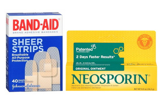 Neosporin Ointment & Band-Aid Bandages, as Low as $0.38 at Target!