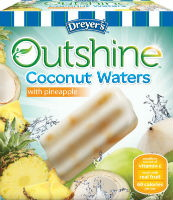 $1.00 off Dreyer's Coupon: Outshine Fruit Bars as Low as $1.29 at Safeway!