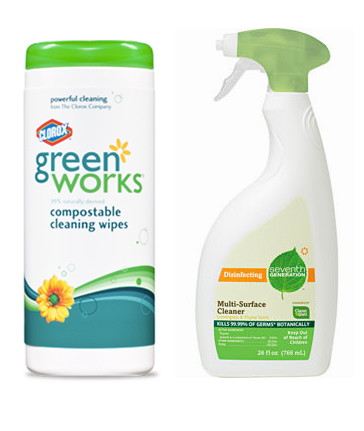 Green Works & Seventh Generation Coupons: Cleaning Products, as Low as $0.61 at Target!