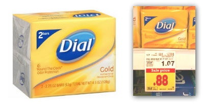 Dial Soap, Only $0.38 after Ibotta Deposit at Kroger!