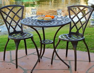 3 Piece Bistro Sets As Low As 115 91 At Jcpenney The