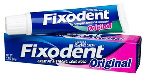 fixodent free