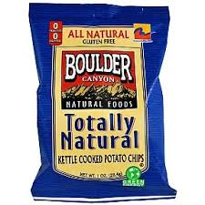 Boulder Canyon Chips, Only $2.00 at Whole Foods!
