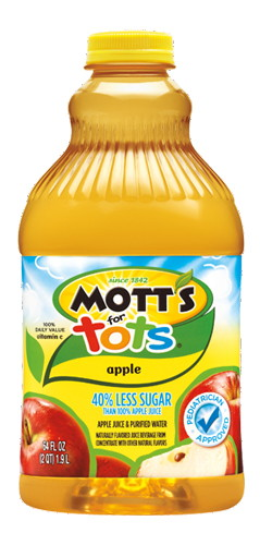 Mott's for Tots Coupon: Juice, Only $0.99 at Target!