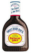 Sweet Baby Ray's Coupon: Barbecue Sauce, as Low as $0.24 at Safeway!