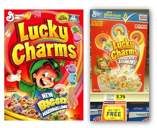 Lucky Charms Cereal Only $1.15 at BI-LO!