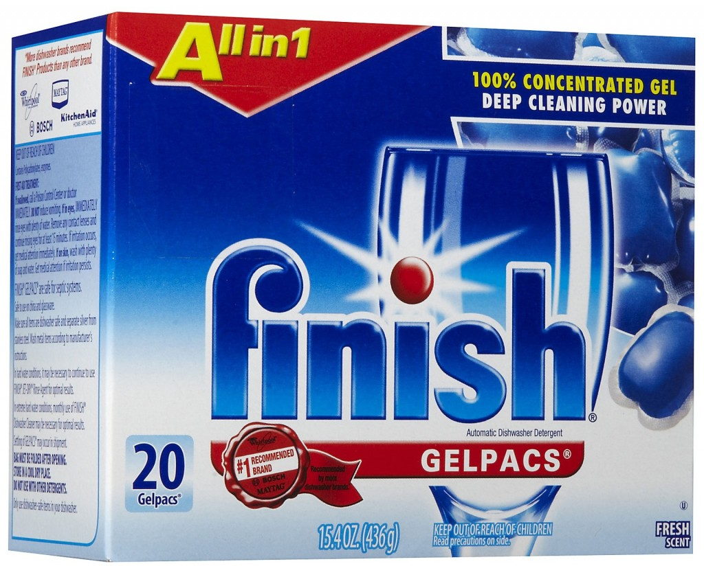 Finish Dishwasher Tabs, Only $0.11 Each at Rite Aid!