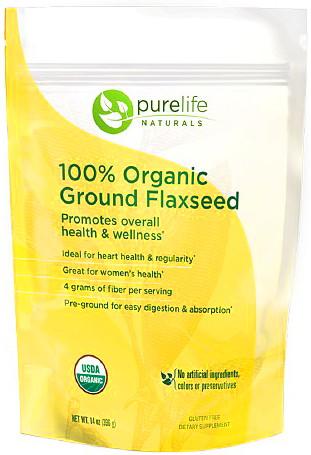 Moneymaker Pure Life Flaxseed at Walgreens!