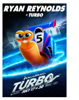 HOT! Free Turbo Movie Ticket with Dreamworks Purchase at Amazon!