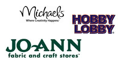 Save up to 60 at michaels hobby lobby and jo ann craft stores
