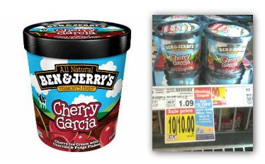 Ben and Jerry's Catalina, Only $0.50 at Kroger!