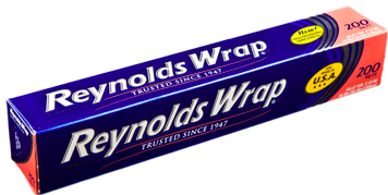 Reynolds aluminum foil coupons 2018